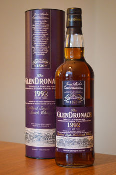 Glendronach 1992 25 year old Mace Windu