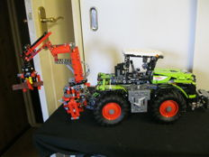 Technic - 42054 -Claas Xerion 5000 Trac VC