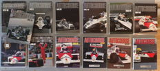 AUTOCOURSE 1978/79 to 1990/91 13 X Volumes