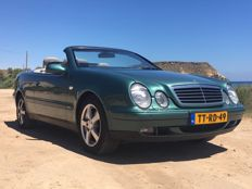 Mercedes-Benz - 320 CLK descapotable - 1998