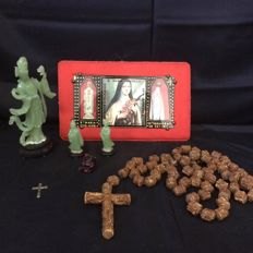 7 - Lot of different Devotional Items to different Religions