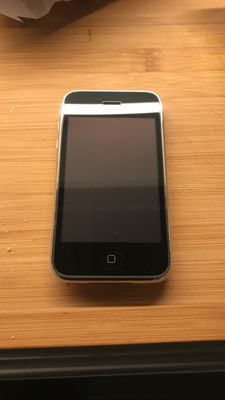 IPhone 3GS 16 gb white new