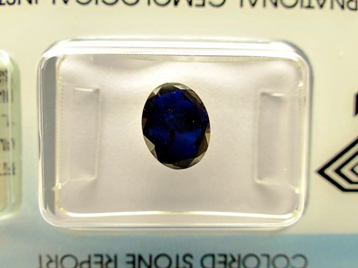 Sapphire - 1,69 ct - no limit price