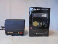 Polaroid AutoFocus 660 with original box