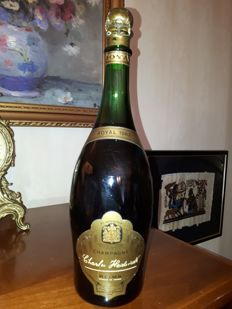 1962 Champagne Charles Heidsieck Cuvée Royal - 1 bottle