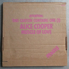 Alice in Chains and Alice Cooper 2 Extremely Rare Records