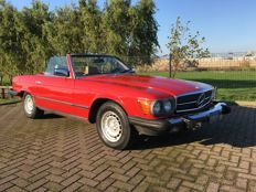 Mercedes-Benz - 380 SL R107 - 1982
