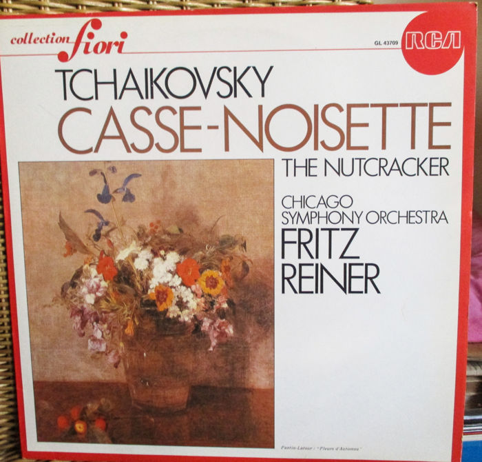 Tchaikovsky-lot of 3 albums-Vioolconcert in D, op. 35. Tschaikowsky-record 2-pianoconcert No. 1 B-Moll, op. 23. Tchaikovsky-record 3-The Nutcracker, ballet, op. 71. Mahler-a lot of 3 albums-Das Klagende Lied-The London Symphony Orchestra. Mahler-record 2-