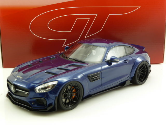 GT-Spirit - Schaal 1/18 - Mercedes-Benz AMG GT Prior Design - 2016