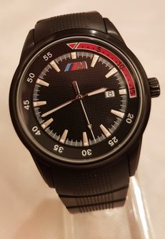 BMW wath/box - Watch for men Made in Switzerland - 2015