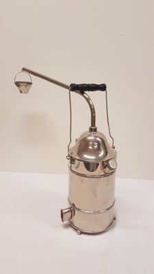 Antique asthma nebulizer