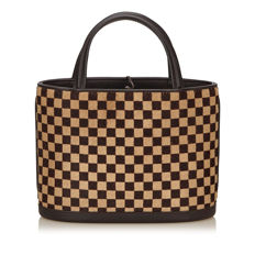 Louis Vuitton - Damier Sauvage Impala Handbag