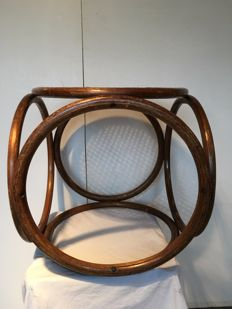 Thonet style stool, Netherlands, first half 20th century