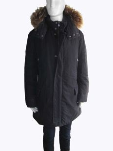 Hugo Boss - Artic Down Parka & Racoon - Model Canton-N