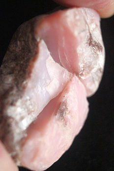 Pink Andean opal - 54 x 30 x 30mm - 44.98g