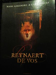 Reynaert the Fox; Lot with 2 editions - 2008 / 2010