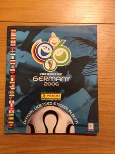Panini - World Cup 2006 Germany - Complete album