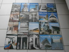 World Architects - 20 volumes - 2007