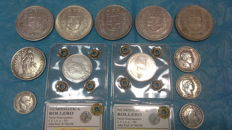 Switzerland - Various coins