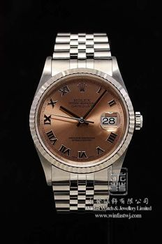 Rolex - Datejust 36mm - 16234 - Heren - 2000-2010