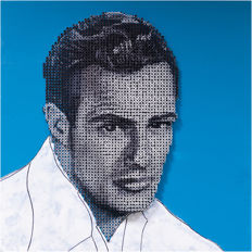 Alessandro Padovan (Drill Monkeys Art Duo) - MARLON BRANDO