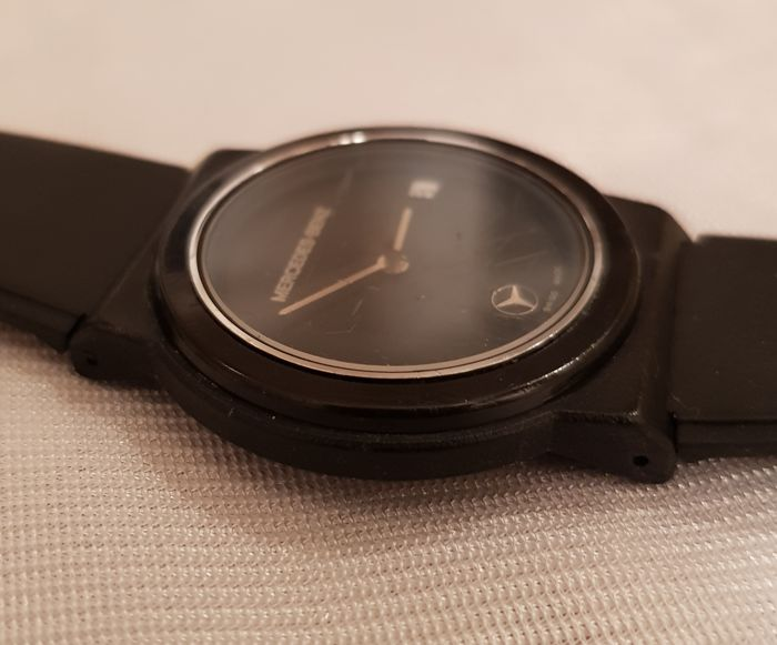Mercedes benz watch for men made in switzerland 1985 for Mercedes benz for men