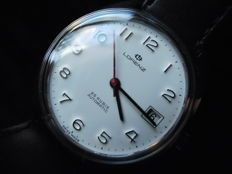 Lorenz - Swiss Made - 25 State Railways Men's wristwatch, 1980s