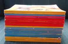 Pornography; Lot with 19 Candy magazines - 1987/1992