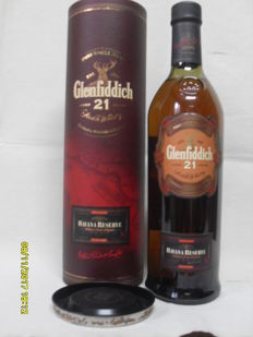 Glenfiddich 21 years old Havanna Reserve