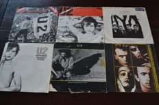 6 super U2 singles and 16 super singles of Queen