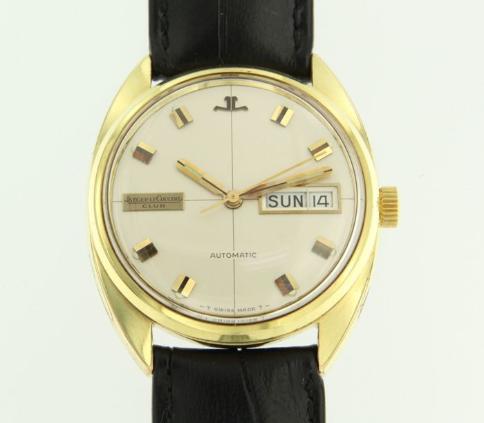 Jaeger-LeCoultre - Club - Heren - 1970-1979