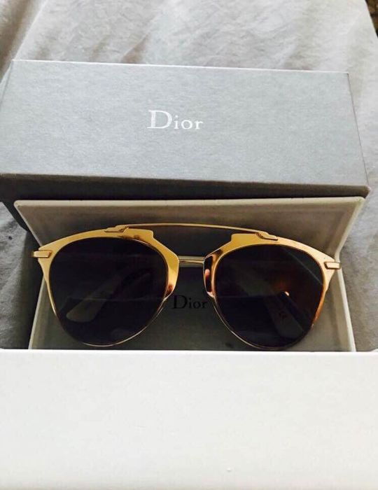 6f8df6ebe859 Christian Dior reflected sunglasses - Catawiki