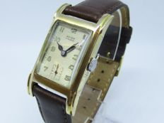 Anker Art Deco men's watch, around 1940