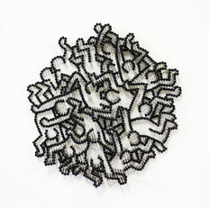 Alessandro Padovan (Screw Art 3D) - THE CIRCLE OF KEITH HARING