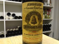 1996 Chateau Angelus, Saint-Emilion Grand Cru - 1 botte (75cl)