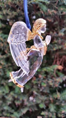 Swarovski - angel ornament