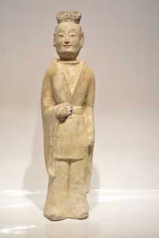 Northern Wei dynastie dignitary   - Size 260 mm