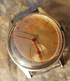 Vintage Tissot watch - Red marks - Men's - 1970-1979