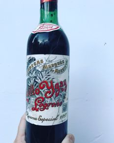 1917 Castillo Ygay Marques de Murrieta, Rioja Reserva Especial - 1 bottle
