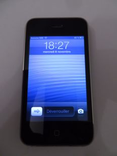 Iphone 3GS - 32 GB black