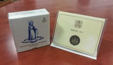 "Vatican - 2x 2 Euro 2017 ""100 yrs Fatima"" BU + PROOF"