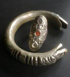 SE Asia bracelet and ring from Afghanistan