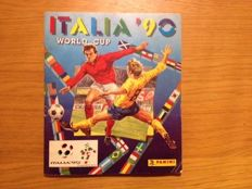 Panini - World Cup 1990 Italia - Complete album