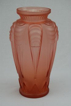 Espaivet - Pressed glass flower vase