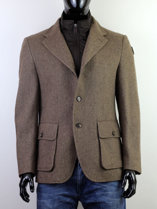Seventy by Sergio Tegon - Wool Blend Coat