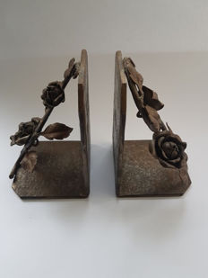 French bookends - Art Nouveau