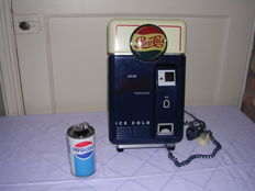 2 Pepsi Cola objects - Pepsi Telephone table-lighter - 2nd half of 20th century