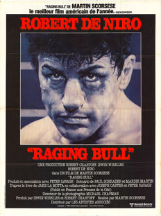 Anonymous - Raging Bull - 1980