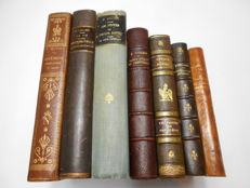 Napoléon - Lot of 7 books - 1892/1939