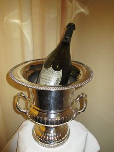 Beautiful Silver plated Champagne Cooler